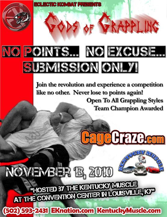 2010 GODS of GRAPPLING