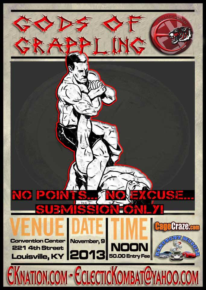 2013 GODS of GRAPPLING