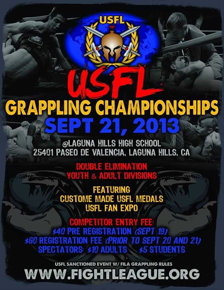 2013 USFL Grappling Championships