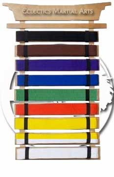 Eclectics Pankration Belts