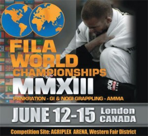 FILA PANKRATION WORLDS 2013