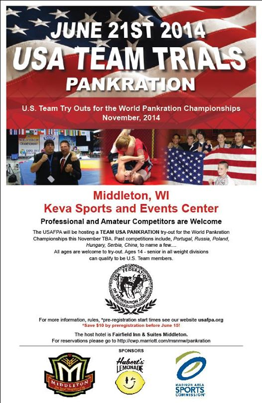 06/21/14 USAFPA USA TEAM TRIALS PANKRATION