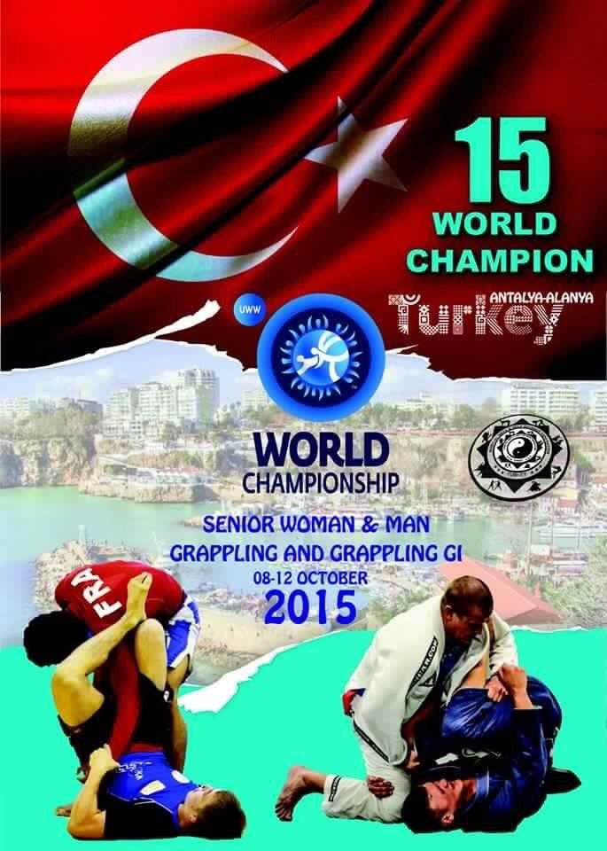 UWW 2015 World Grappling Championships