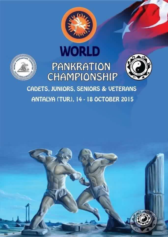 2015 World Pankration Championships